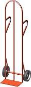 istock Handtruck (jpg & vector) 165026642