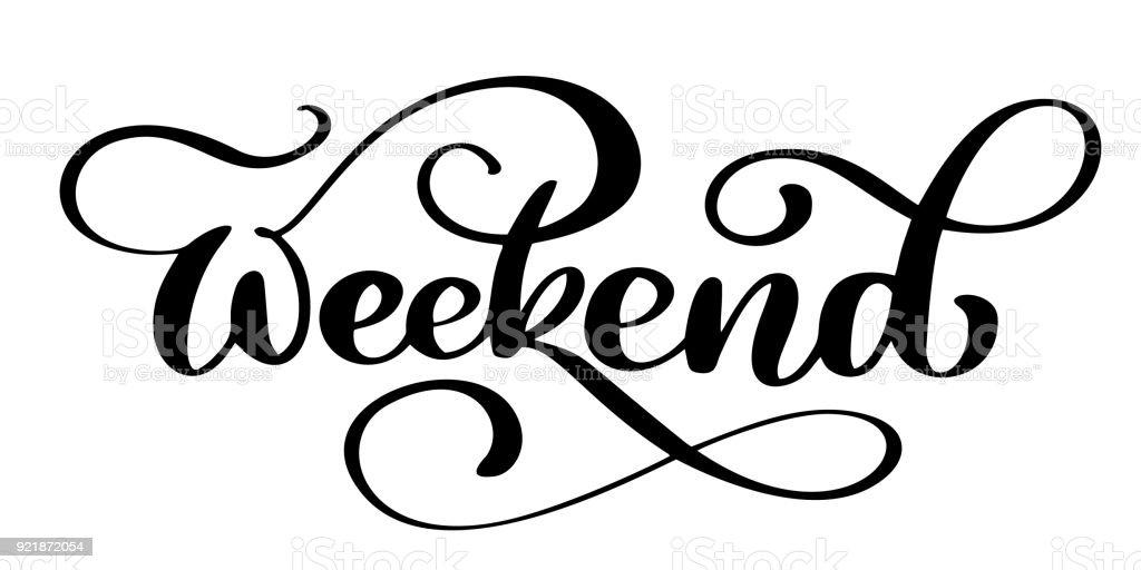 nouveaux styles 23e17 6f300 Weekend De Lécriture Manuscrite Expression Amusante Sur La ...