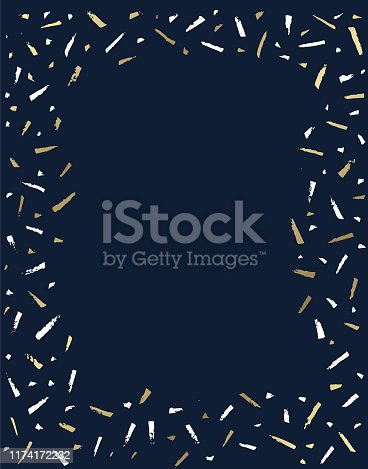 istock handwritten happy new year with confetti in the background 1174172232