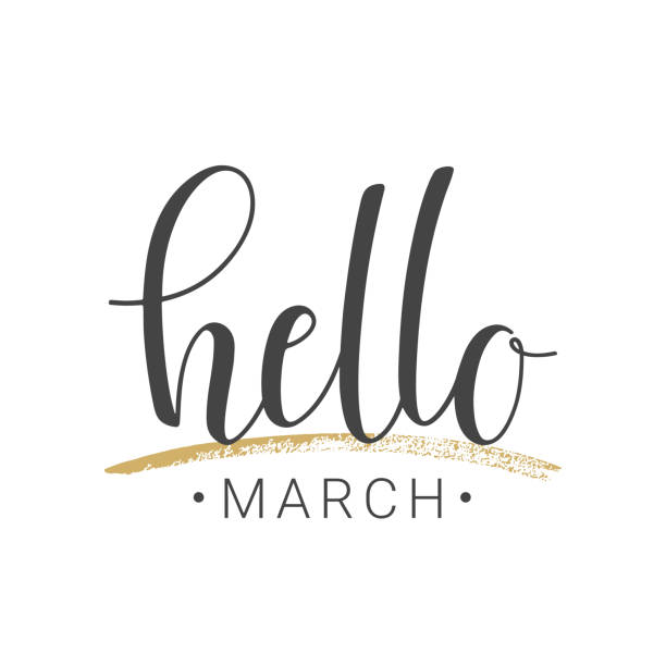 25,245 Welcome March Stock Photos, Pictures & Royalty-Free Images - iStock