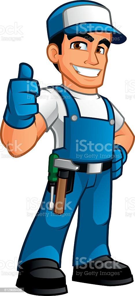 royalty free handyman clip art vector images illustrations istock rh istockphoto com handyman clip art black and white handyman clip art free download