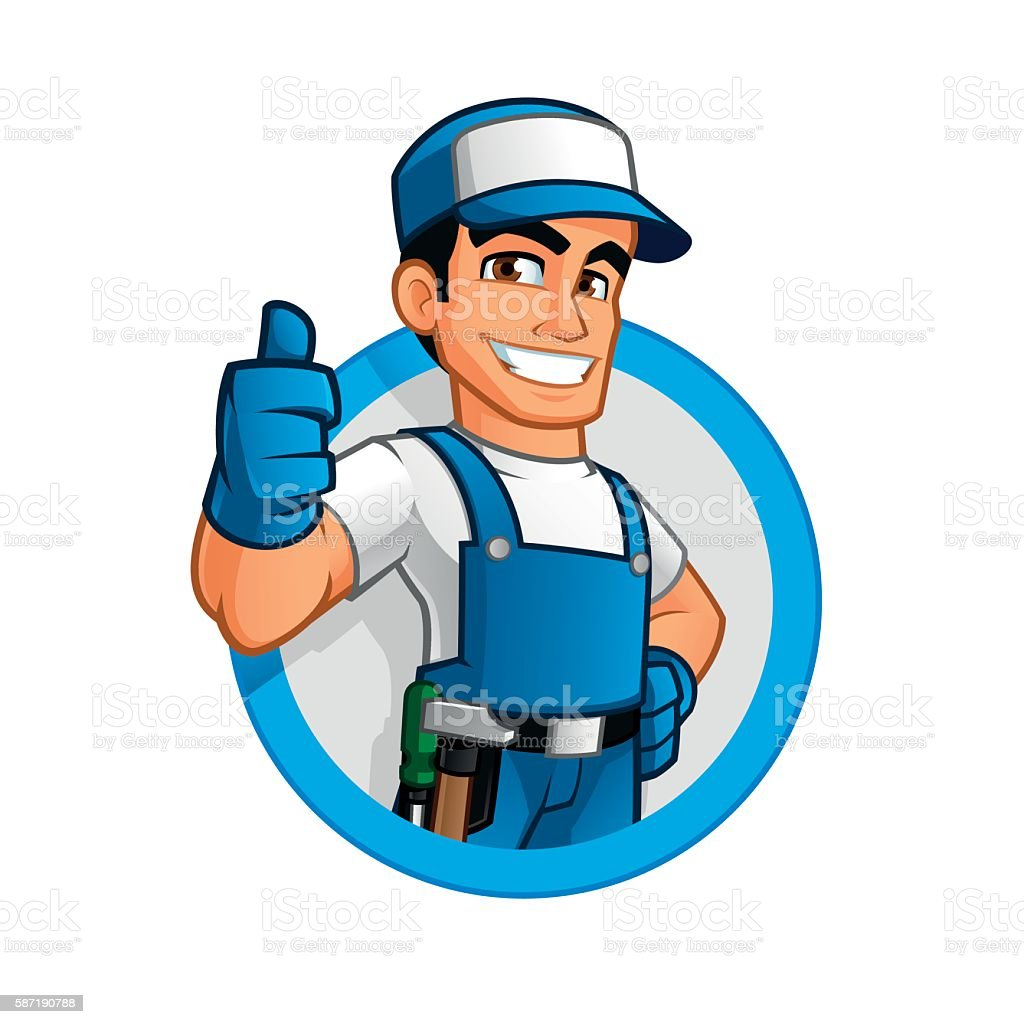 royalty free handyman clip art vector images illustrations istock rh istockphoto com clipart handyman with tools handyman clipart black and white