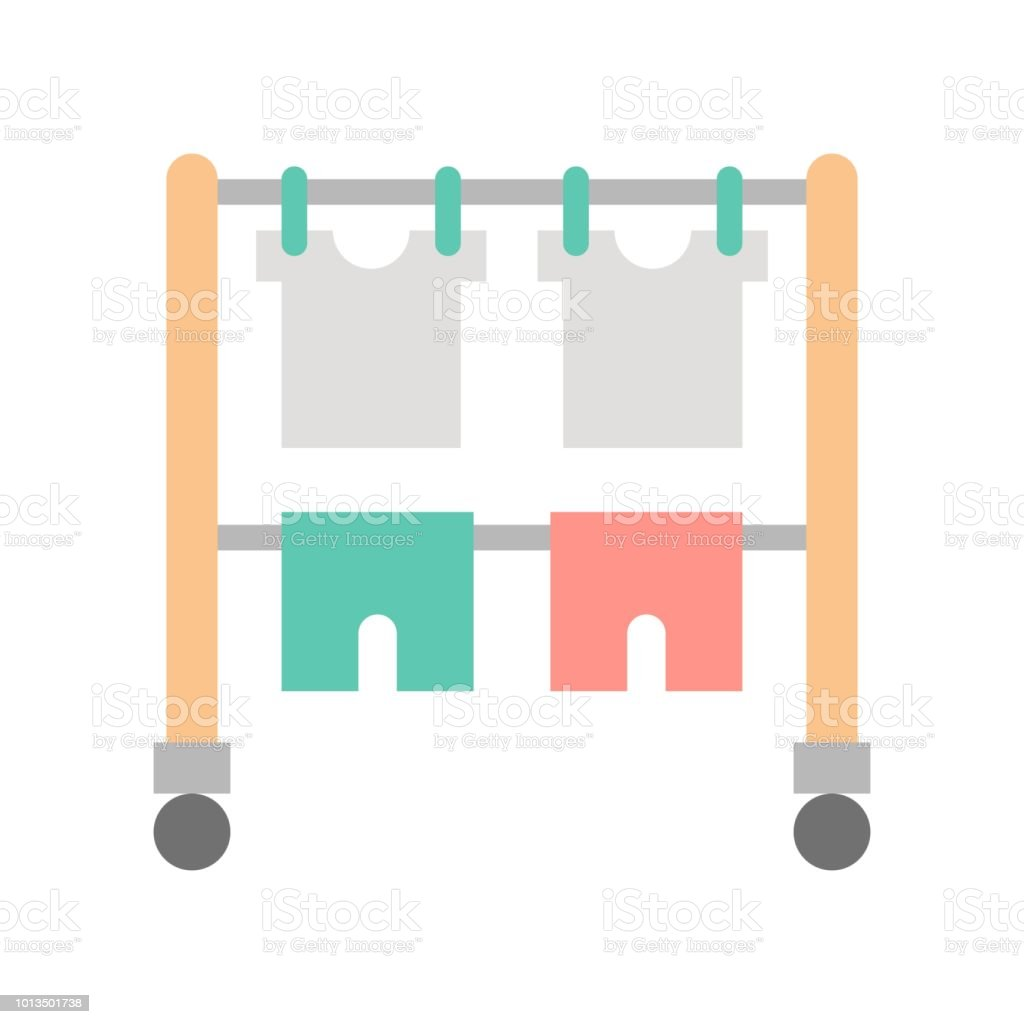 Hang Dry Clothes On Clothes Horse Cleaning And Laundry Service