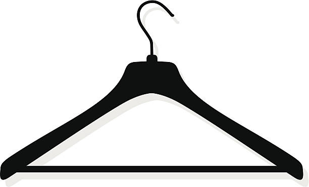 Best Black Wood Hangers Illustrations Royalty Free Vector Graphics