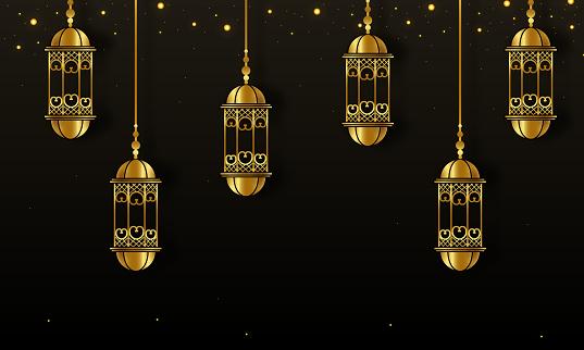 hanging lamps,hanging chandeliers stock illustation