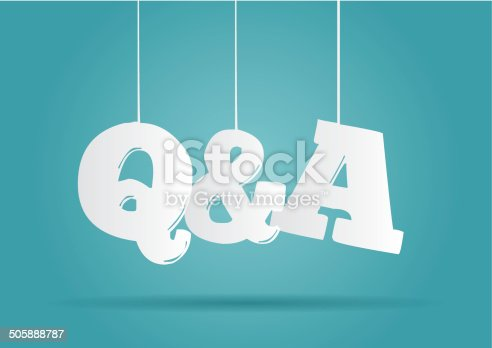Hanging word Q&A