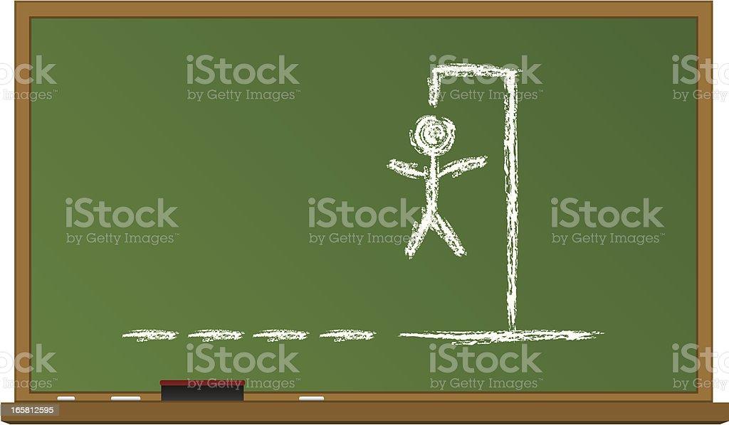 royalty free hangman clip art  vector images   illustrations istock chalk vectors team chalk vector elements