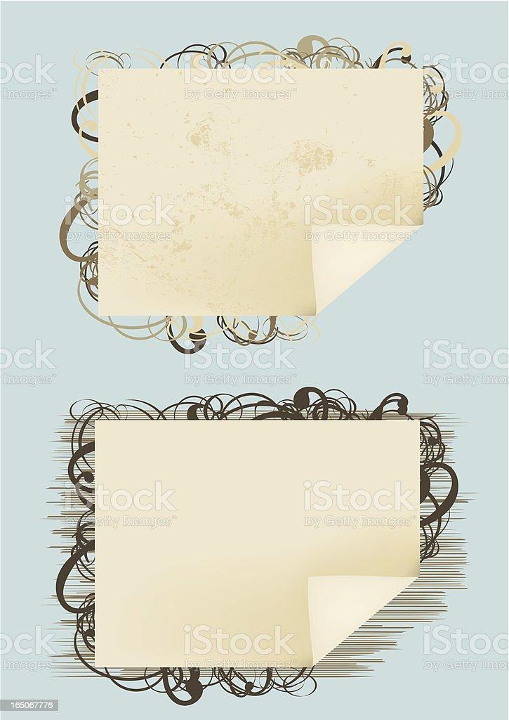 hankerchief royalty-free stock vector art