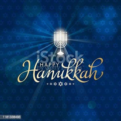 istock Hanukkah Festival of Light 1181338493