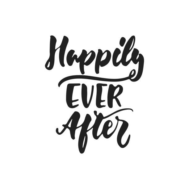 Happy Wedding イラスト素材 Istock