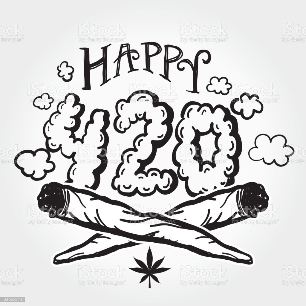 happy 420 marijuana greeting design template with hand newspaper victorian era newspaper victoria texas