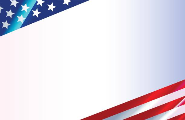 happy 4th of july bg - independence day vector design bg - july fourth - happy 4th of july stock illustrations