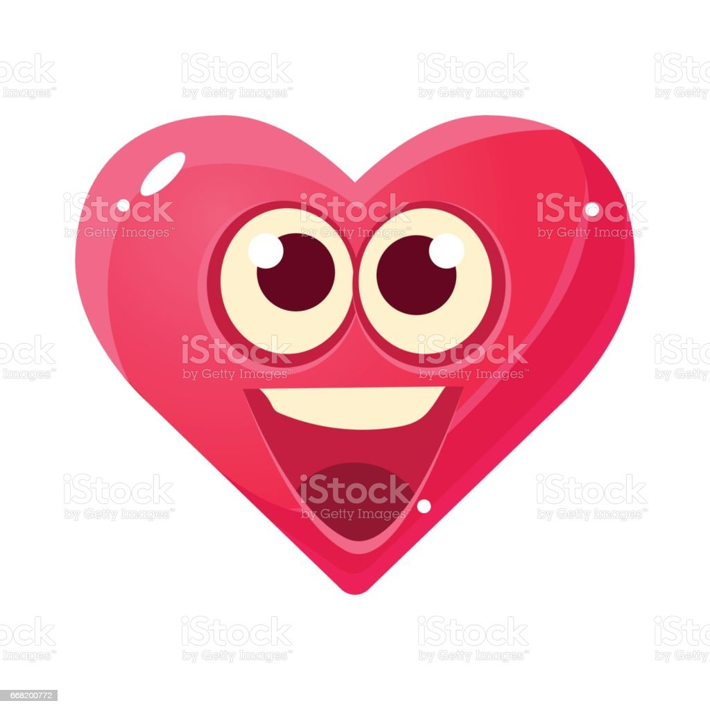 hjärta symbol smiley