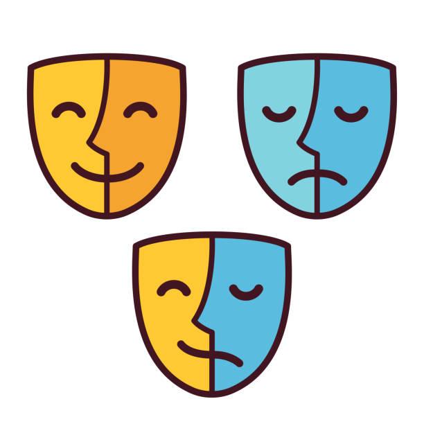 Best Bipolar Disorder Illustrations, Royalty-Free Vector ...
