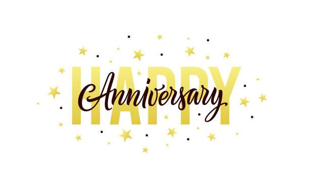 Happy Anniversary Vector Art Graphics Freevector Com