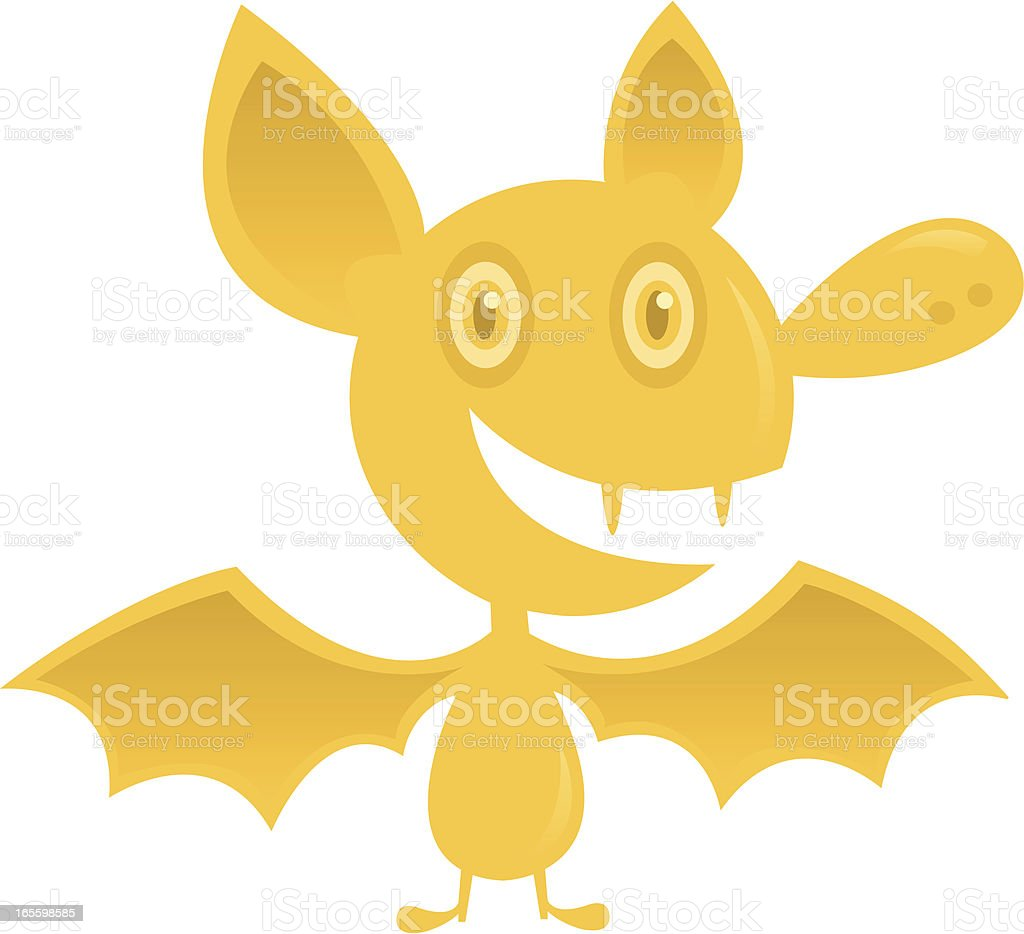 Happy Bat royalty-free happy bat stock vector art & more images of animal