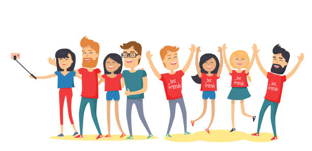 4,960 Youth Group Illustrations, Royalty-Free Vector Graphics & Clip Art - iStock