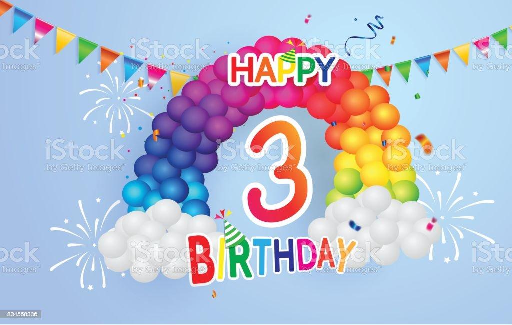 Happy birthday junge