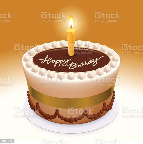 Happy Birthday Again-vektorgrafik och fler bilder på Band