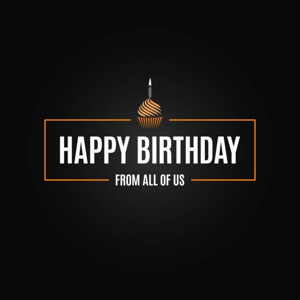 happy birthday background happy birthday background 10 eps cake borders stock illustrations