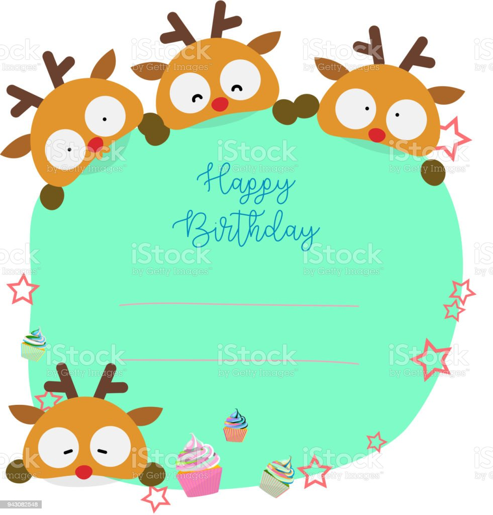 happy birthday banner background stock vector art more images of