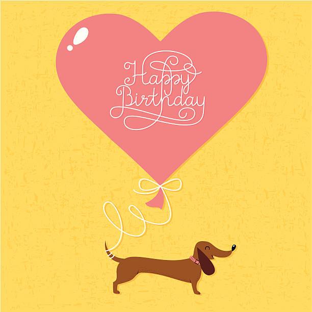 illustrations, cliparts, dessins animés et icônes de carte de joyeux anniversaire - ballon anniversaire smiley