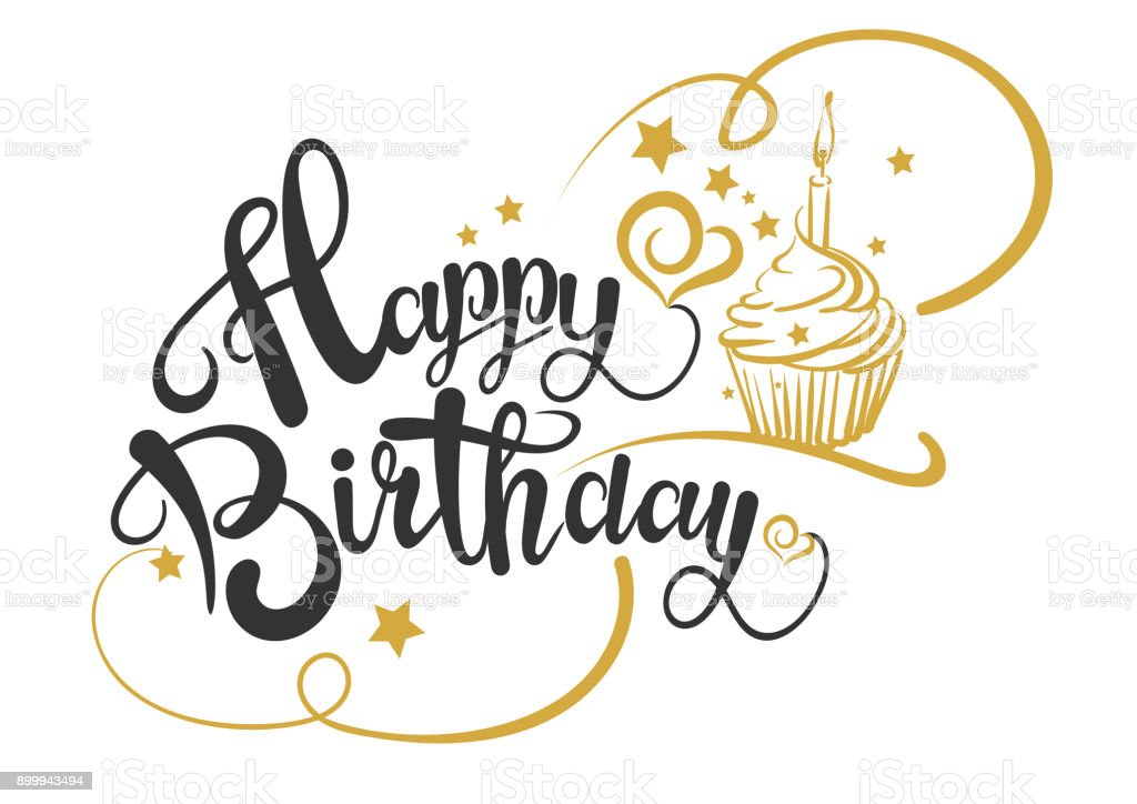 Happy Birthday Card, Vector royalty-free happy birthday card vector stock illustration - download image now