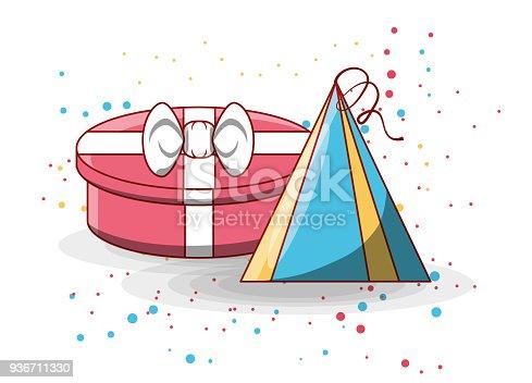 Happy Birthday Design Vector ~ Happy birthday design stock vector art & more images of abstract