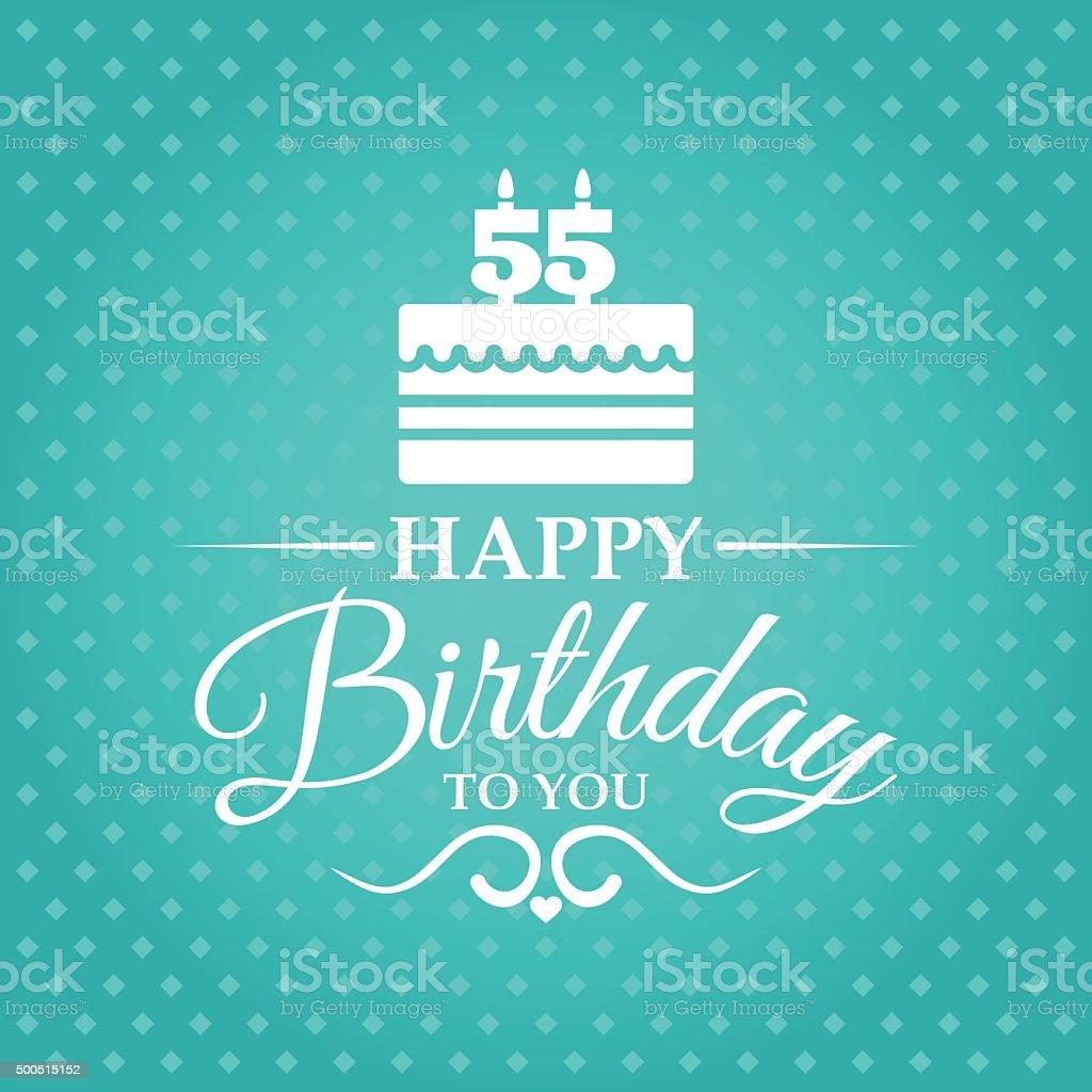 Auguri Buon Compleanno 55 Anni.Buon Compleanno Biglietto Dauguri Di 55 Anni Immagini
