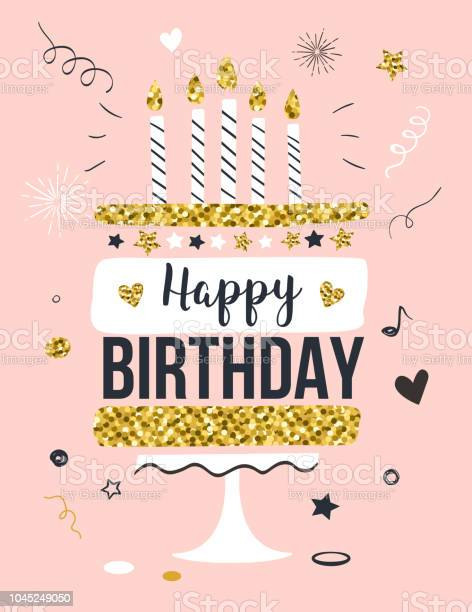 Awesome Happy Birthday Card Vector Art Graphics Freevector Com Funny Birthday Cards Online Alyptdamsfinfo