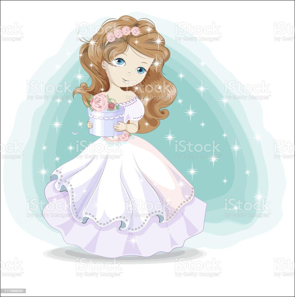 Märchen Prinzessin Mädchen Comic Märchen Kinder Geburtstag Shirt Wunschnamen
