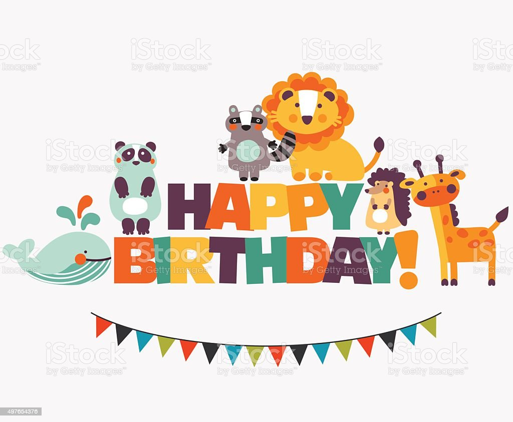 Happy Birthday Card Images Stock Photos amp Vectors