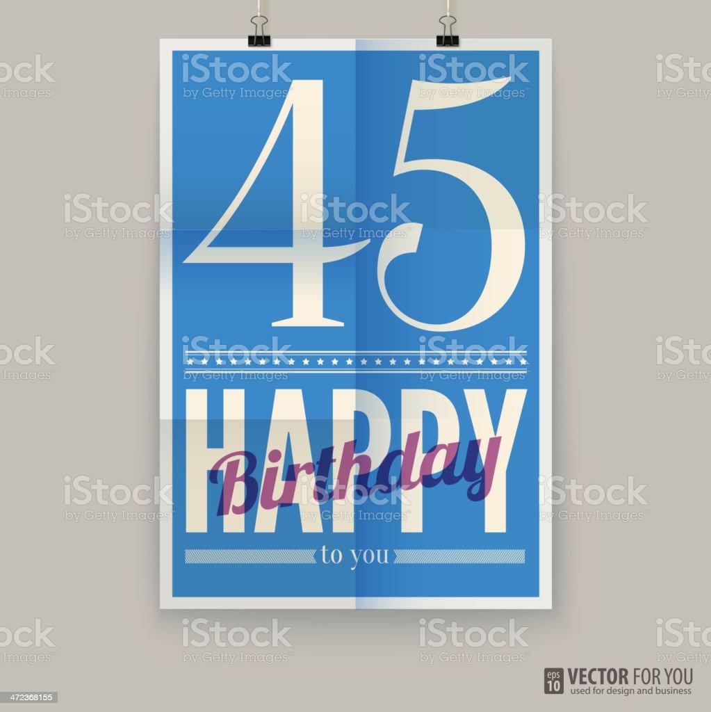 45 geburtstag gute zum bilder alles 45. Geburtstag