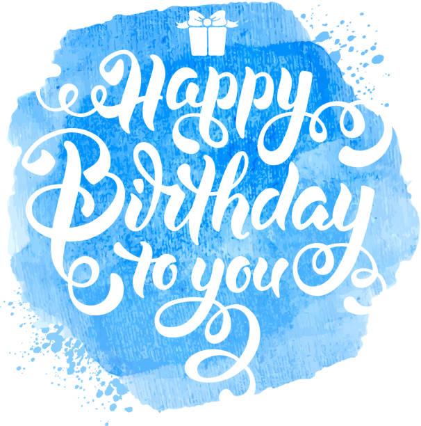 Best Happy Birthday In Cursive Writing Pictures