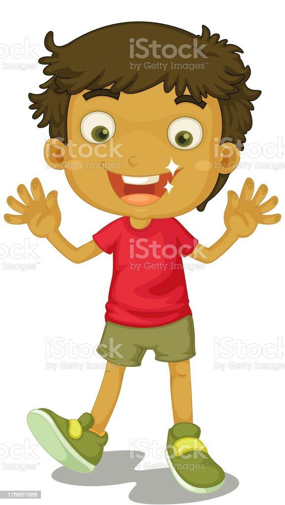 Feliz boy ilustración de feliz boy y más banco de imágenes de adulto libre de derechos