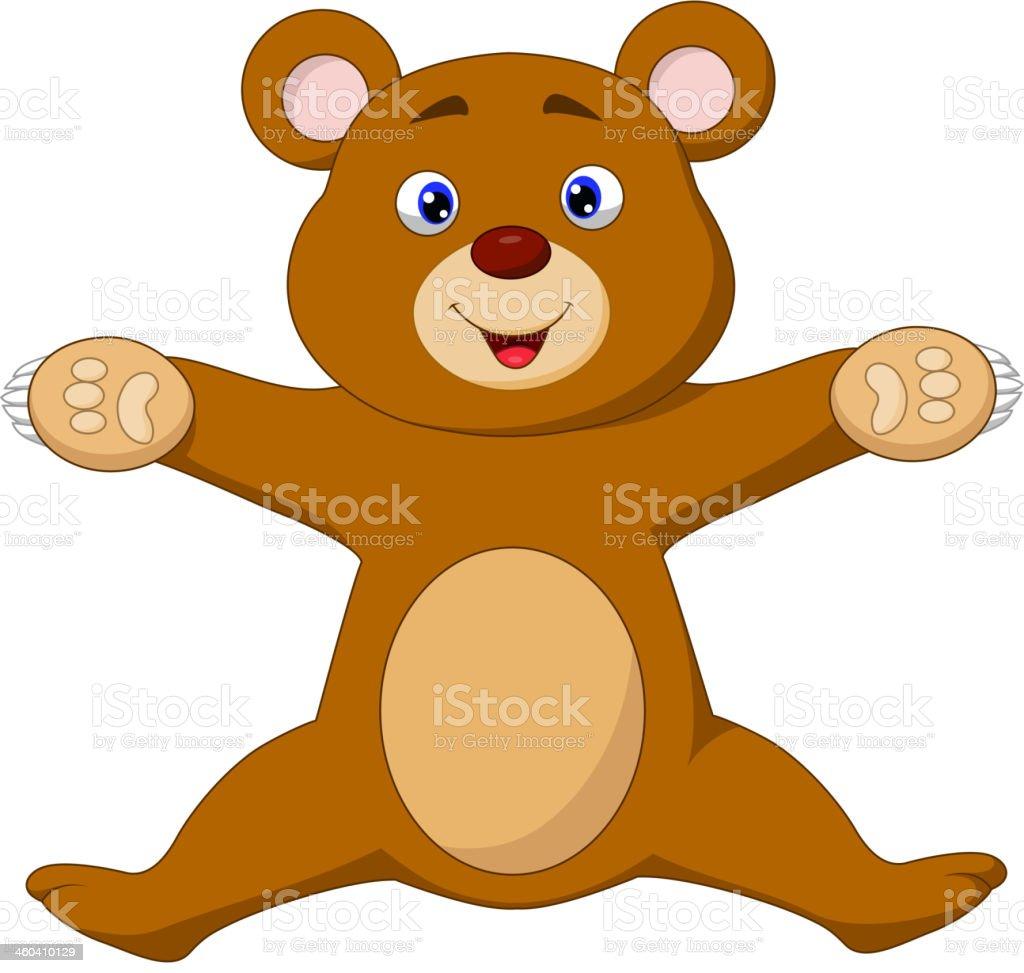 мультяшные картинки медведь