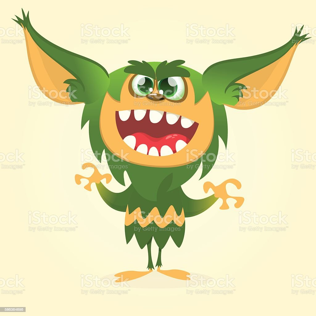 royalty free goblin clip art vector images