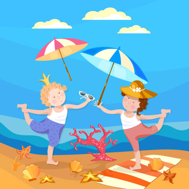 Beach Towel Clip Art: Royalty Free Beach Towel Clip Art, Vector Images