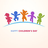 istock Happy Children's Day 1211065819