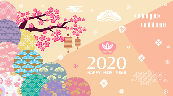 Happy chinese new 2020year, year of the rat.
