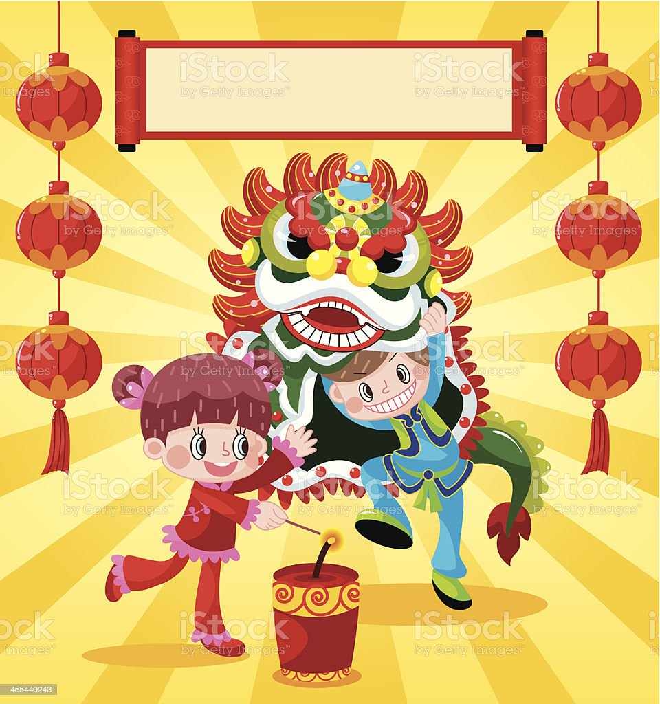 Happy Chinese New Year royalty-free happy chinese new year stock vector art & more images of asian and indian ethnicities
