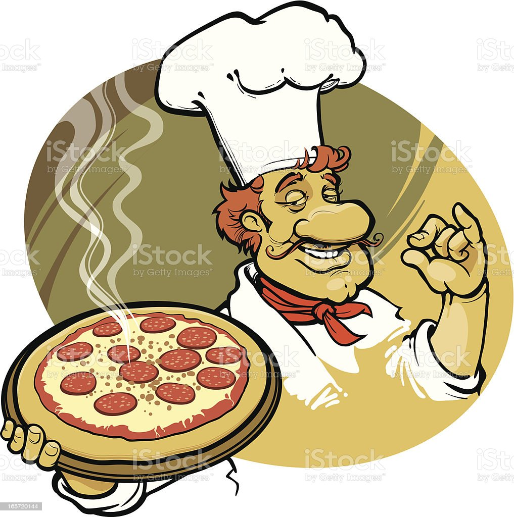 Happy cook royalty-free happy cook stock vector art & more images of adult