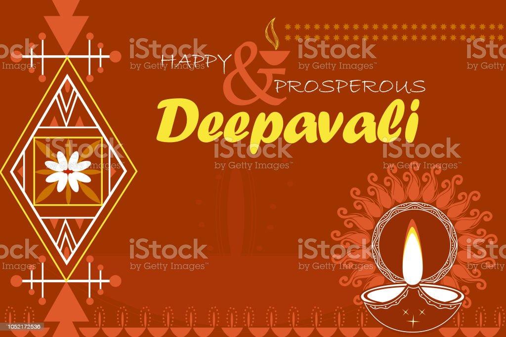 Happy deepavali greetings stock vector art more images of happy deepavali greetings royalty free happy deepavali greetings stock vector art amp more images m4hsunfo