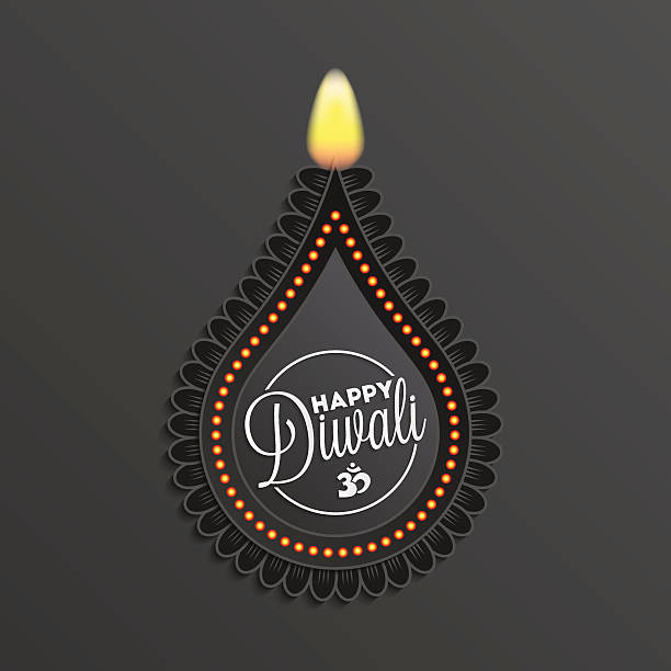 happy diwali hintergrund - mantra stock-grafiken, -clipart, -cartoons und -symbole