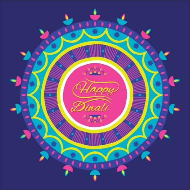 Royalty free colorful happy diwali banner design clip art vector happy diwali greeting design vector art illustration m4hsunfo