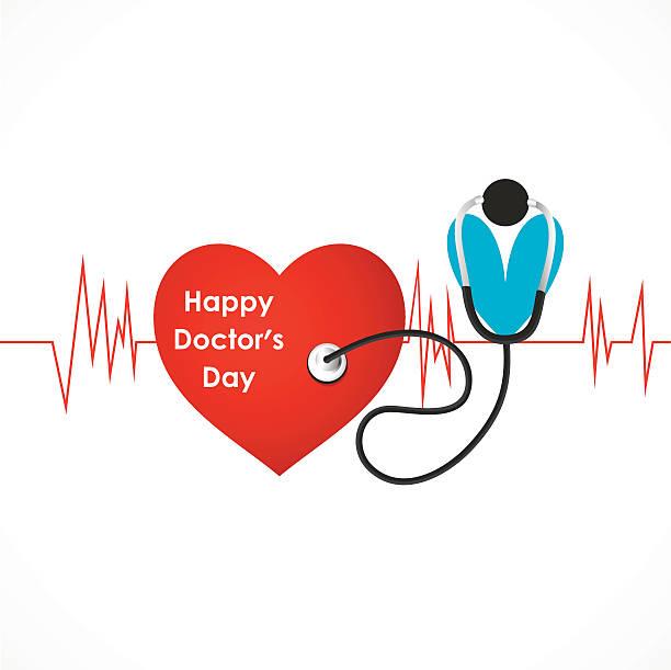 happy doctor day design vector - 國家名勝 幅插畫檔、美工圖案、卡通及圖標