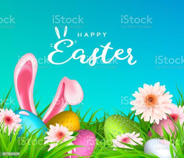Happy easter background trendy eggs spring holiday design vector vector id927900528?b=1&k=6&m=927900528&s=612x612&h=kane3bzsgiyv 8efmrdfn0y jokp8gok3yu32orfcmc=