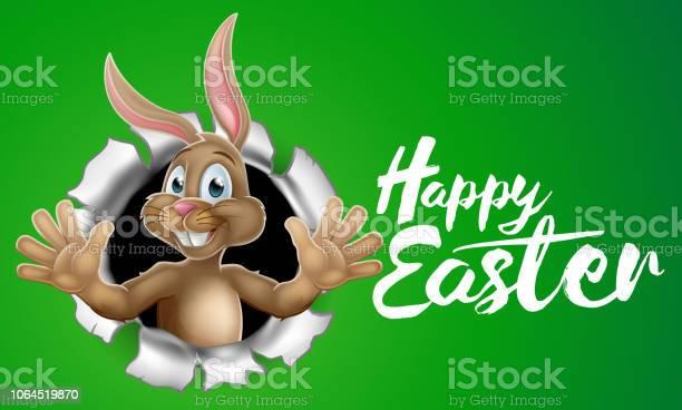 Happy easter bunny rabbit sign vector id1064519870?b=1&k=6&m=1064519870&s=612x612&h=dyq3ye j tpsooqvejnqvtrtbtnqqrmwxfnj  vqtdy=