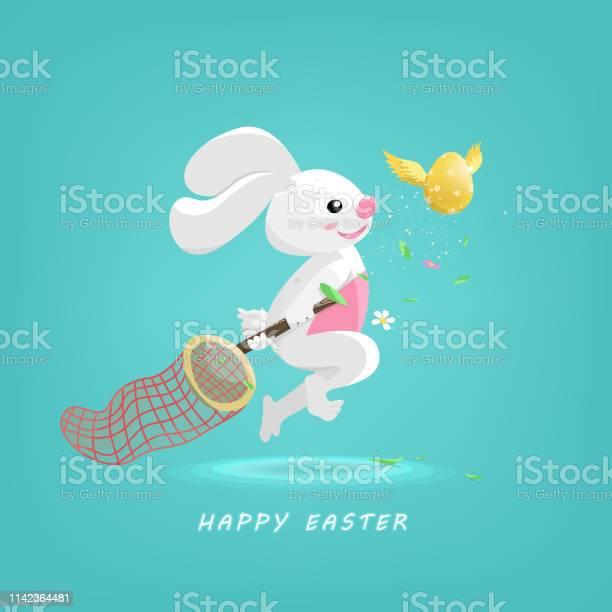 Happy easter greeting card egg hunt adorable bunny catching golden vector id1142364481?b=1&k=6&m=1142364481&s=612x612&h=ksmaowbrx1h5cthqym0yj 2hl4yjcorow iwpfyyg74=