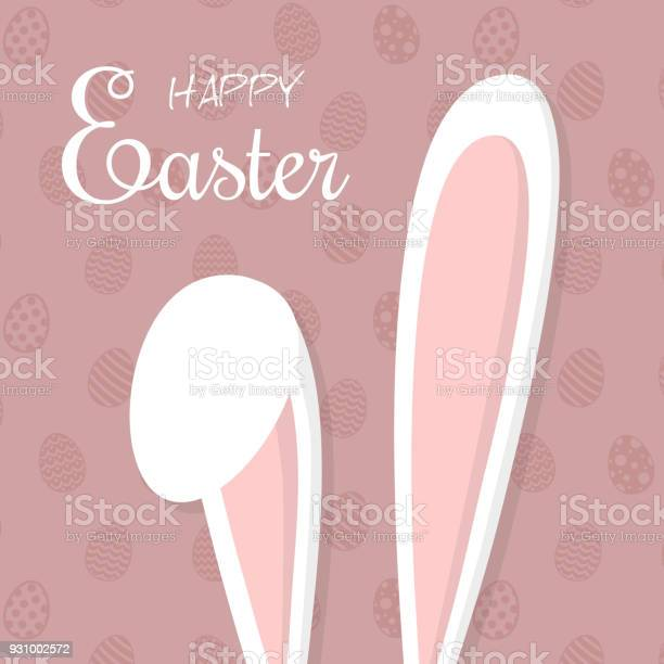 Happy easter pastel coloured postcard with bunny and wishes vector vector id931002572?b=1&k=6&m=931002572&s=612x612&h=c9hagbif1c7bmwwiop52ytwjnndbf6rsmmdpivbogsw=